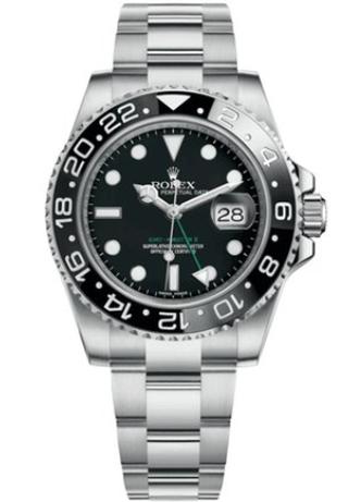 GMTマスター2黒黒 116710LN