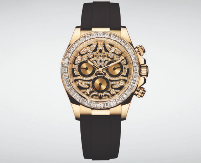 Cosmograph Daytona Yellow Gold  Eye of the Tiger Ref.116588TBR