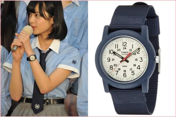 平手友梨奈(てち)の腕時計一覧!着用画像あり、型番や価格も