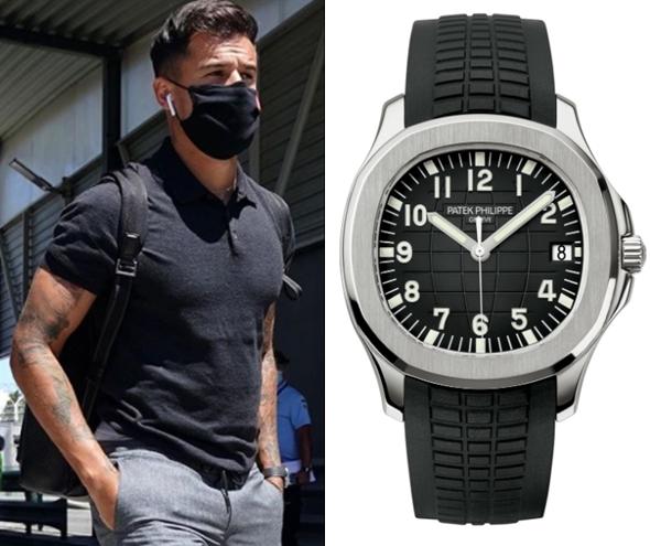 フィリペ・コウチーニョ 腕時計