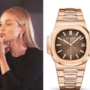 ロージー・ハンティントン・ホワイトリー 腕時計