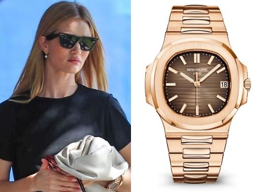 ロージー・ハンティントン=ホワイトリー 腕時計
