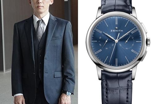 高橋一生 腕時計