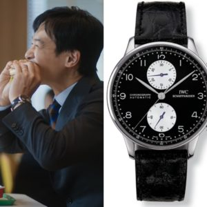 堺雅人さんの腕時計
