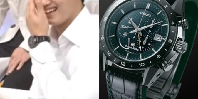 大谷翔平 腕時計