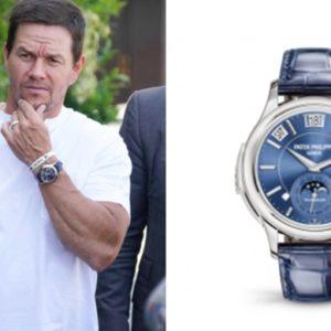 マーク・ウォールバーグ 腕時計