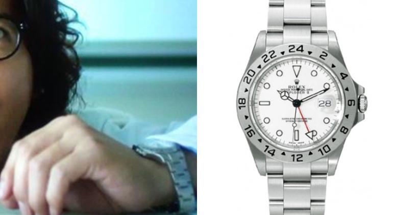 キムタク 腕時計